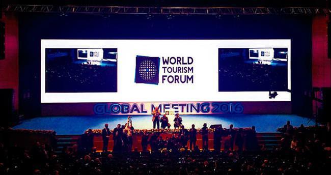 Sektör turizmin Davos'unda buluştu
