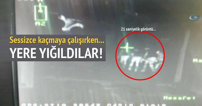 Teröristler böyle öldürüldü!