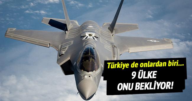 F-35'leri çatışmaya hazırlayacaklar!