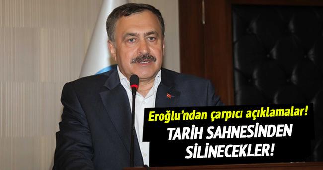 Türkiye'yi küresel güç yapacağız