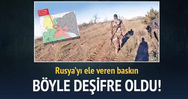 Türkmen Dağı baskını hain planı ortaya çıkardı!