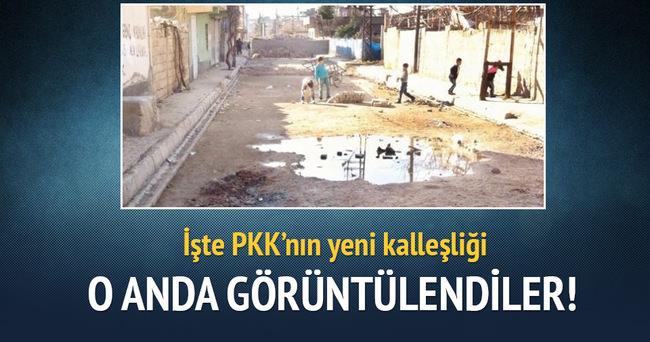 PKK küçük çocukları kullanıyor!