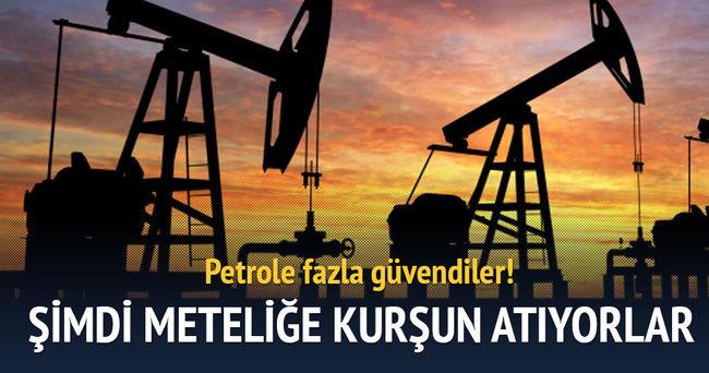 'Petrole çok fazla güvendiler'