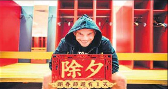 Çin'e selam çaktılar