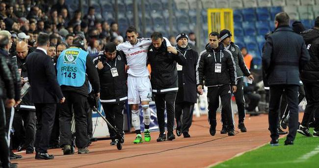 Beşiktaş'ta stoper senaryoları