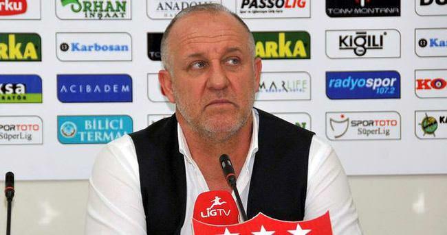 Mesut Bakkal, Sivas'ta mesaiye başladı