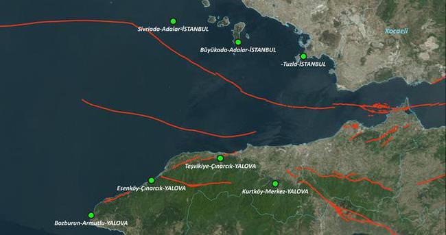 Olası Marmara depreminin 'kalp atışları' dinleniyor