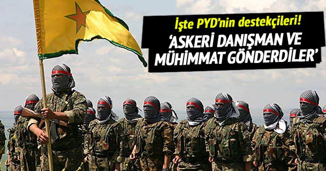ABD, PYD'ye askeri danışman gönderdi!