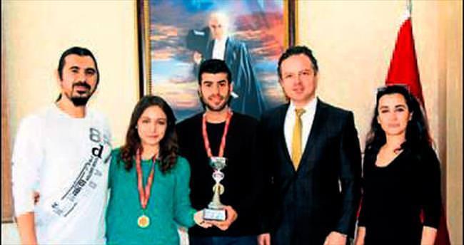 Manisalı dansçılar Türkiye şampiyonu