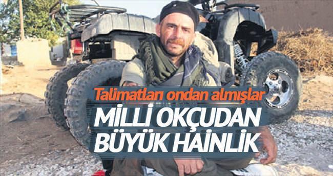 Milli okçudan YPG talimatı
