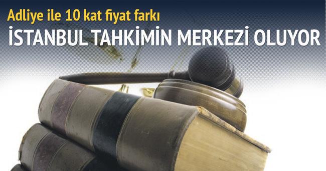 İstanbul tahkimin merkezi oluyor