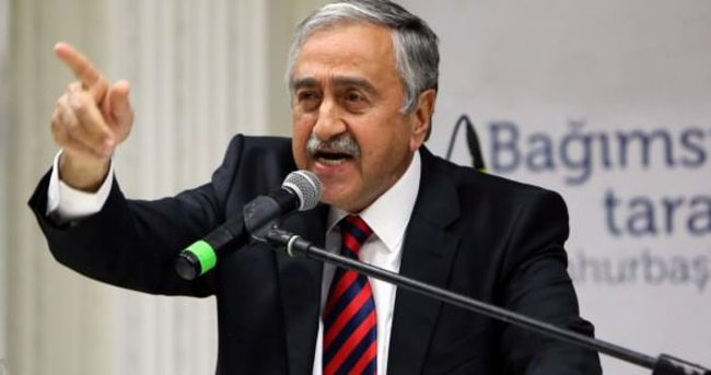 KKTC Cumhurbaşkanı'ndan Rum lidere uyarı