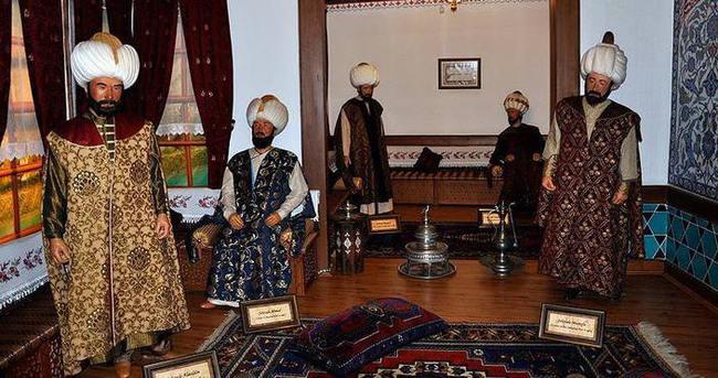 'Şehzadeler Müzesi' saray hayatına ışık tutuyor