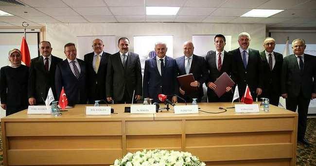 GSM ve IMT-2000/UMTS İmtiyaz Sözleşmeleri imzalandı
