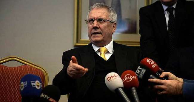 Fenerbahçe'de Aziz Yıldırım devreye giriyor