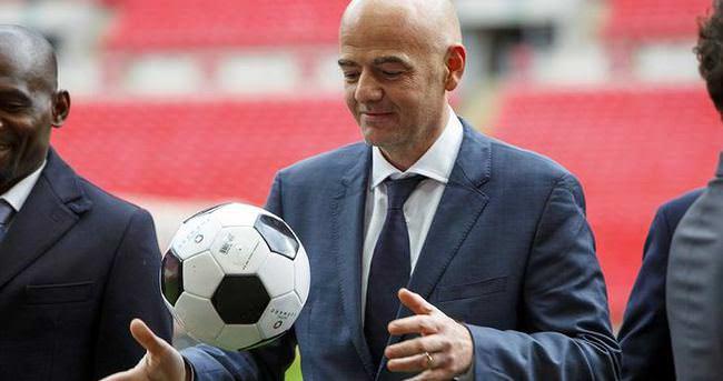 Avrupa Kulüpler Birliği, Infantino'nun arkasında