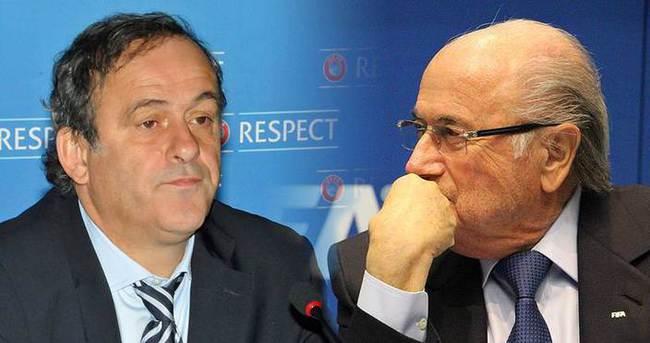 Rusya'dan Blatter ve Platini'ye davet