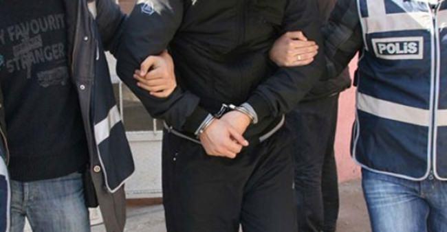 SES Ağrı Şube Başkanı tutuklandı