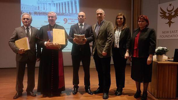 Vatikan arşivi Türk araştırmacıları bekliyor