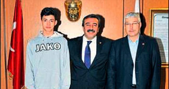 Başkan Çetin'den destek sözü