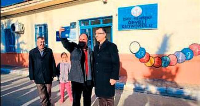Vali'den Develi'ye yeni okul müjdesi