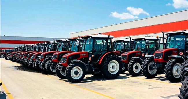 Çiftçinin sesi traktöre dönüştü