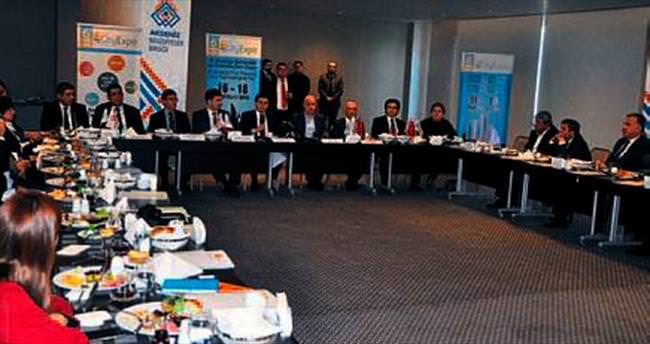 Antalya City Expo, 16 Mart'ta açılacak