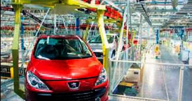 Peugeot'nun İran vizesi 427.6 milyon euro