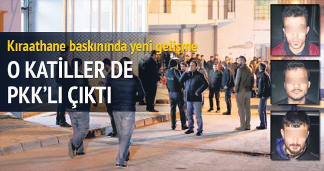 O katiller de PKK'lı çıktı