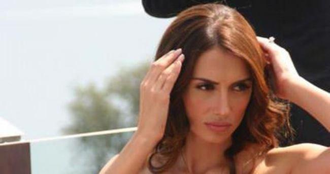 Mustafa Sandal'ın eşi büyük hayalini gerçekleştirdi