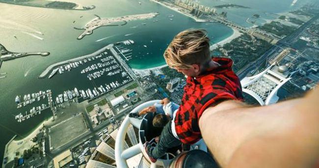 Selfie çekmenin acı bilançosu!