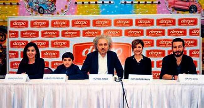 İftarlık Gazoz için Antalya'da gala