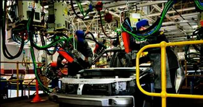 Otomotiv sektörü ocakta frene bastı