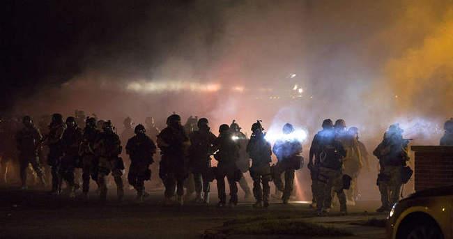 ABD Adalet Bakanlığı, Ferguson'a dava açtı