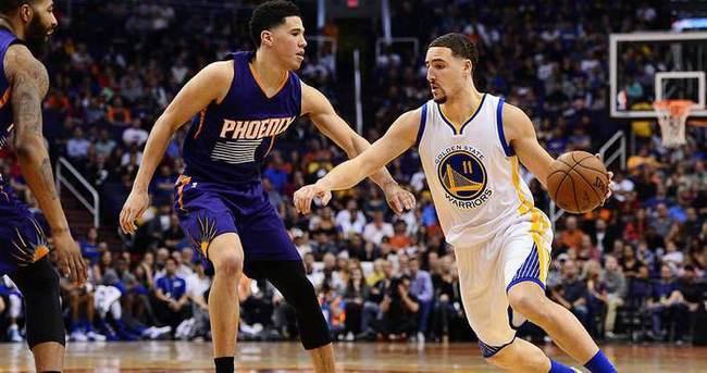 Warriors ve Spurs hız kesmiyor