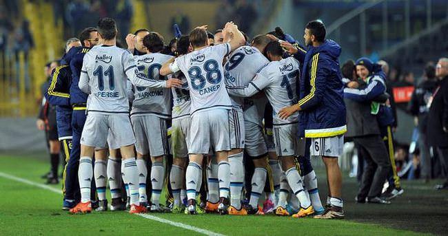 Fenerbahçe'de kart alarmı
