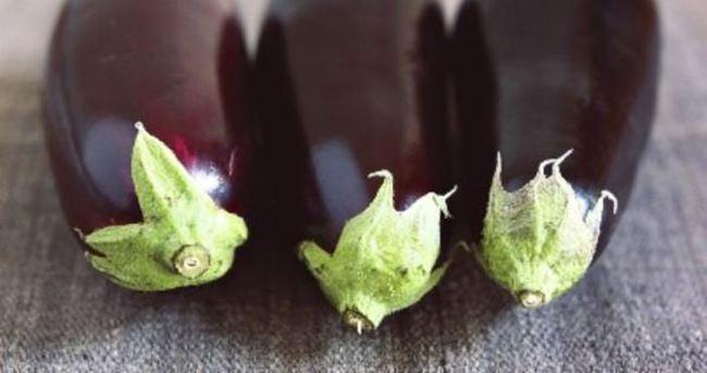 Uzmanlar uyarıyor: Patlıcanı kabuğuyla tüketin