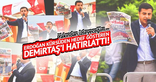 Cumhurbaşkanı Erdoğan: Saldırıları şiddetle kınıyorum