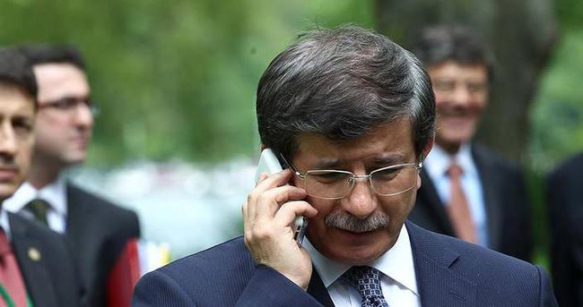 Başbakan'dan Yeni Şafak ve Yeni Akit saldırısına geçmiş olsun telefonu