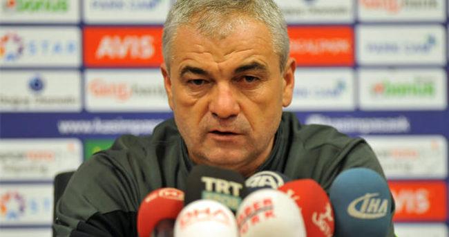 Çalımbay: 'Tek motivasyonumuz Fenerbahçe maçı'