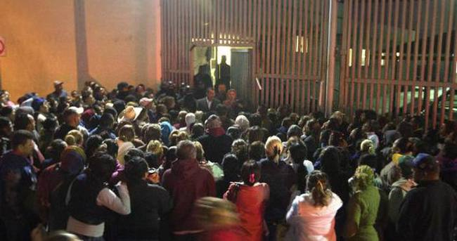 Meksika'da hapishanede çatışma