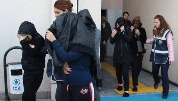 Sakarya'daki fuhuş operasyonunda 17 tutuklama