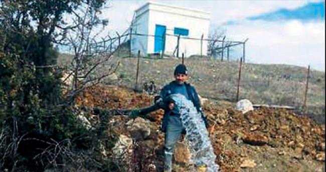ASAT Kumluca'da su sorununu çözdü