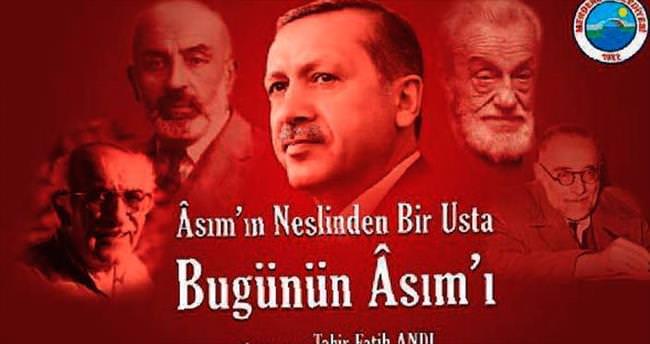 Cumhurbaşkanı Erdoğan konferansta anlatılacak