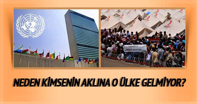 Bir de kampları gezip Türkiye'ye not vermişler!