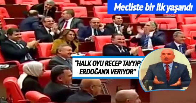 CHP'li Tanal'a AK Parti'den alkış