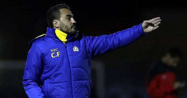 Cannavaro'nun görevine son verildi