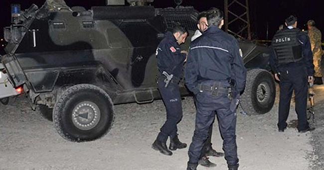 Nusaybin'de terör saldırısı
