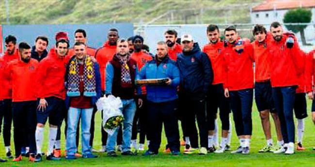 Trabzon'da büyük zirve