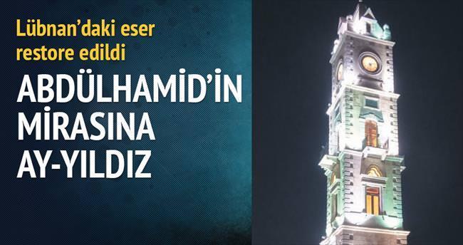 Abdülhamid'in mirasına ay-yıldız